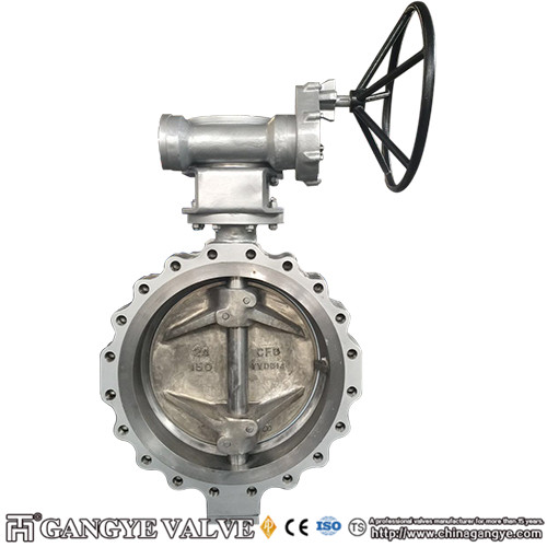 Double-eccentric Lug Type High Performance Butterfly Valves (2)
