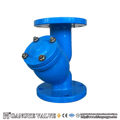 Flange end y type strainer (2)
