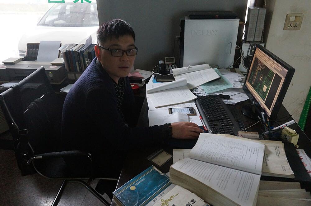 Gangye Group's Experienced Engineer