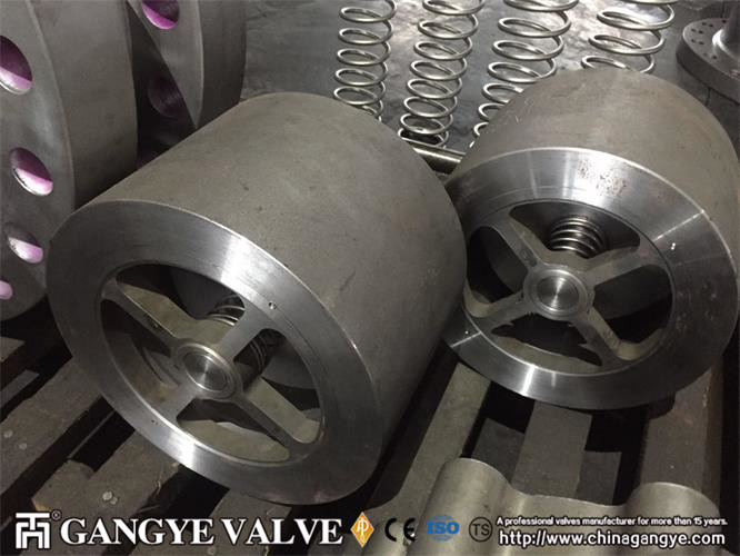 Forged Steel Wafer Rising Check Valve (2)
