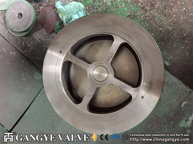 Forged Steel Wafer Rising Check Valve (3)