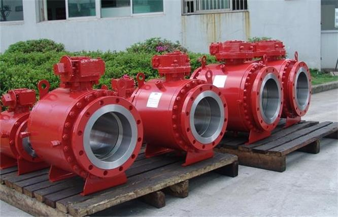 3 PC Forged Steel Ball Valve (1)