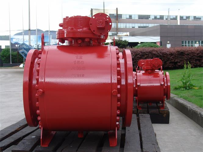 3 PC Forged Steel Ball Valve (2)