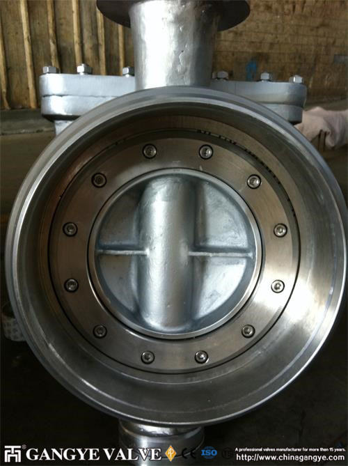 Cryogenic Triple Offset Butterfly Valve (1)