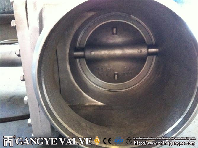 Cryogenic Triple Offset Butterfly Valve (4)