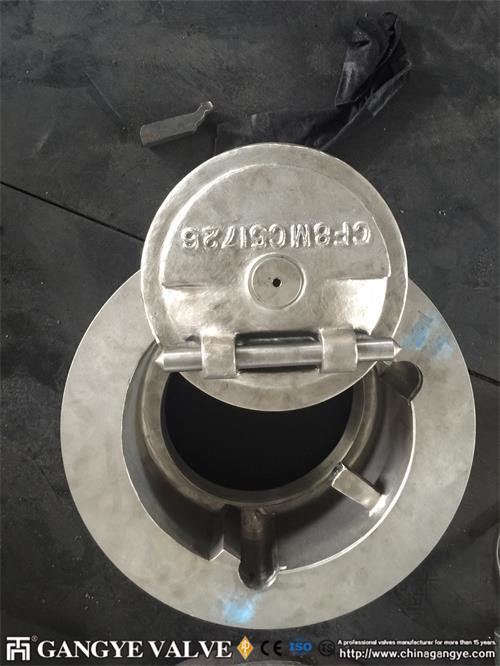 Wafer Stainless Steel Check Valve  (3)