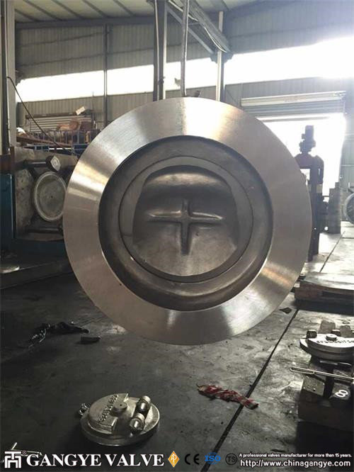 Wafer Stainless Steel Check Valve  (4)