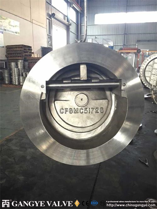 Wafer Stainless Steel Check Valve  (5)
