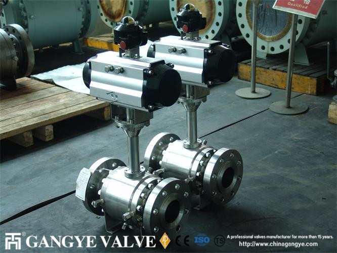 api-flanged-cryogenic-ball-valve-gangye-valve-2