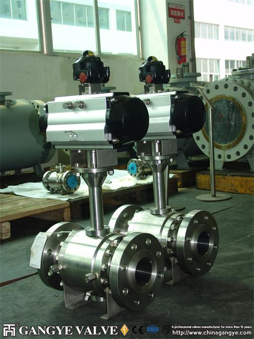 api-flanged-cryogenic-ball-valve-gangye-valve-3
