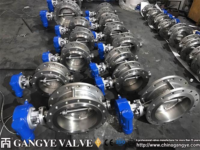 Triple offset butterfly valve-Gangye Valve (1)