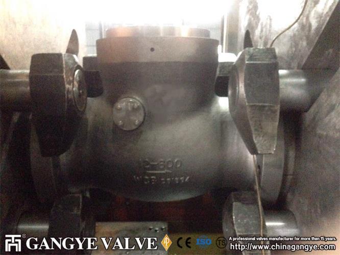 wcb-pressure-seal-flanged-type-tilting-disk-check-valve-gangye-valve-3